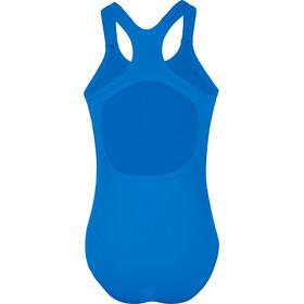 speedo Essentials Endurance+ Medalist Swimsuit Girls bondi blue